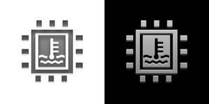 CPU Temp Icon - Token Theme [TJSidhu]