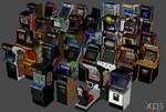 xna virtual video arcade (REUPLOAD)