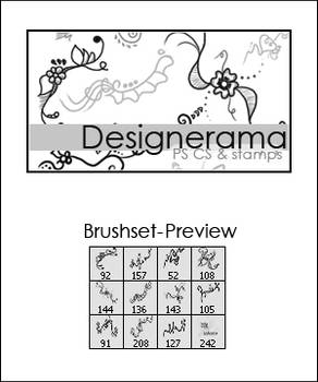 PS Brushes Designerama