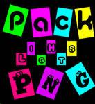 Pack lights png