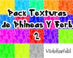 Pack Texturas de Phineas y Ferb 2