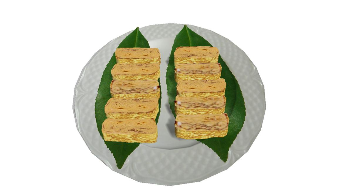 [MMD] Tamagoyaki DL by OniMau619