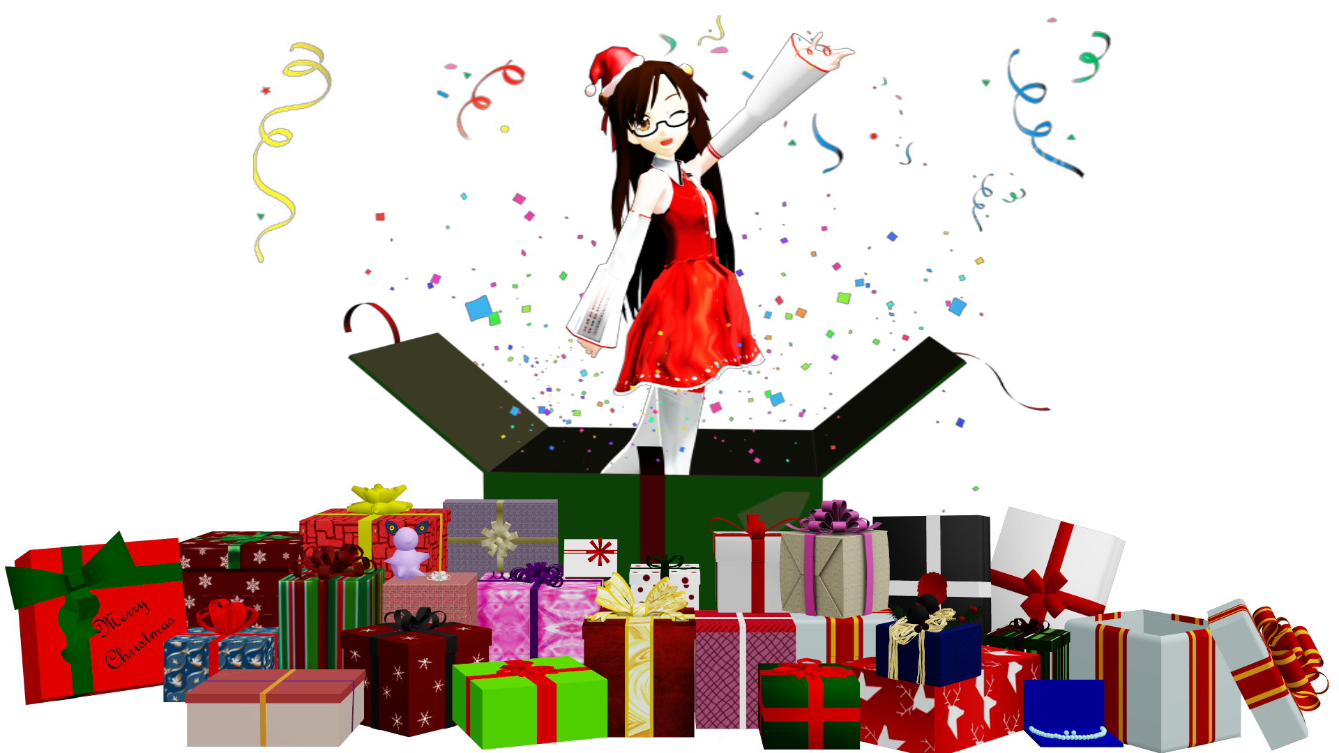 MMD] 25 Presents Pack DL by OniMau619 on DeviantArt