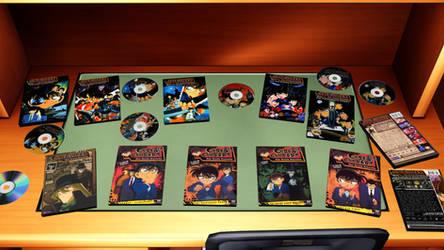 [MMD] CaseClosed DVDs DL
