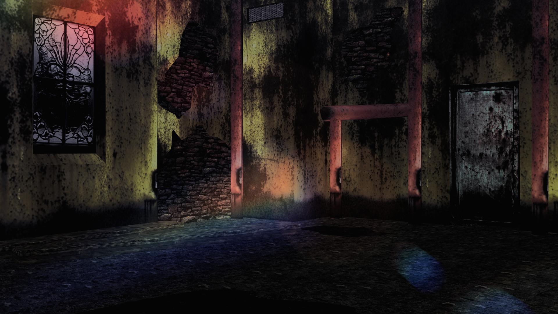 MMD Stage DL By OniMau619 On DeviantArt