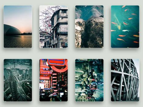 China - iPhone Wallpaper Pack