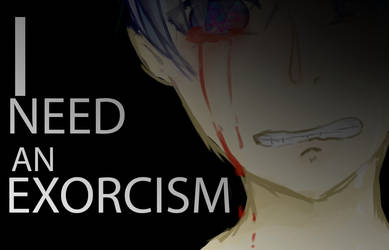 Ciel Phantomhive: I Need An Exorcism by Erwici-Cius