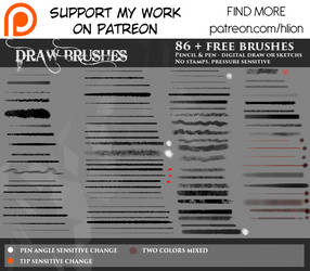 Draw brushes by epifaniaz