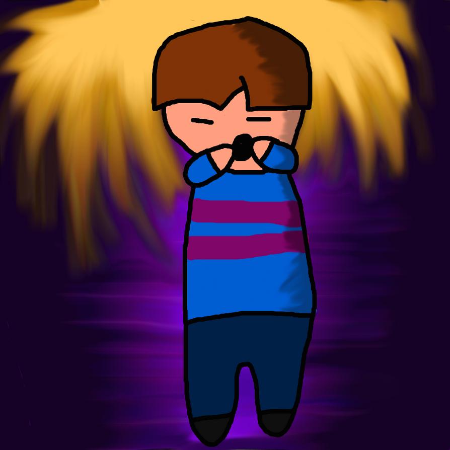 FRISK by pokemonfnaf1