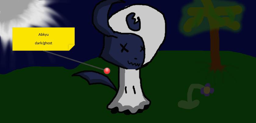 Abkyu by pokemonfnaf1