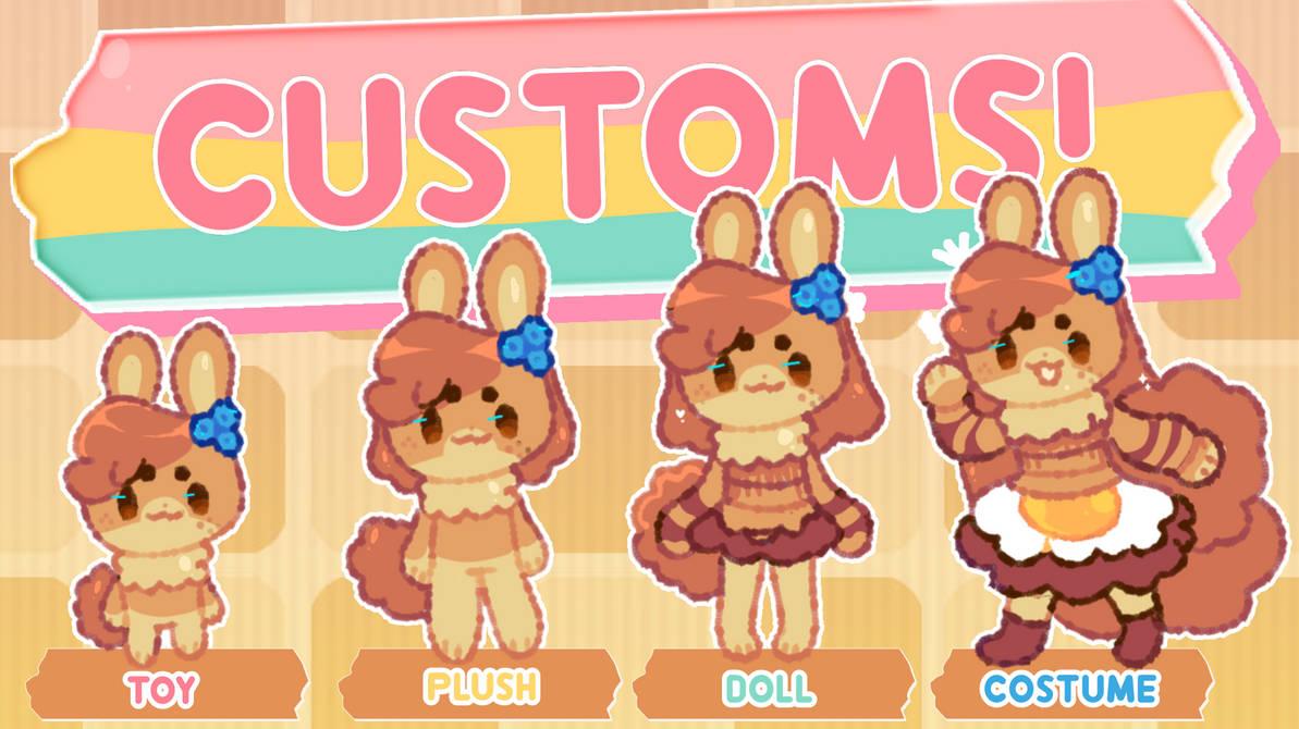 Cheap Customs(OPEN)