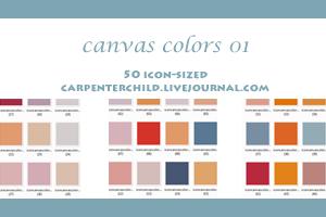 Canvas Colors 01
