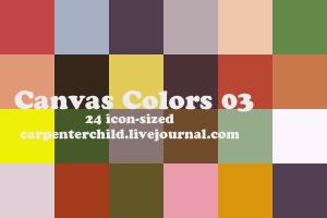 Canvas Colors 03