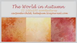 The World in Autumn
