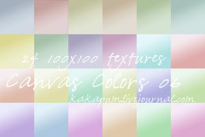 Canvas Colors 06