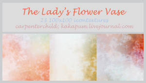 The Lady's Flower Vase