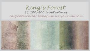 King's Forest -Kakapum@lj