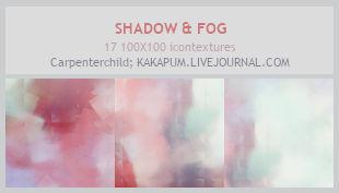 ShadowFog (100x100 icontextures) - Kakapum@lj