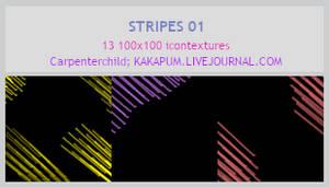 Stripes -100x100 icontextures - Kakapum@lj