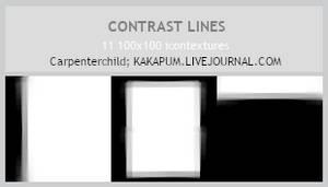ContrastLines - 100x100 icontextures (Kakapum@lj)