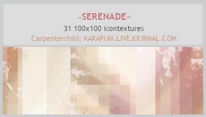 Serenade - 100x100 textures (Kakapum@lj)