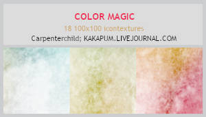 ColorMagic - 100x100 icontextures (Kakapum@lj)