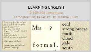 Learning English - 100x100icontextures (Kakapum@lj