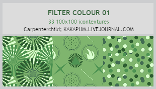 FilterColour 1 - Green to white (Kakapum@lj) by shiruji