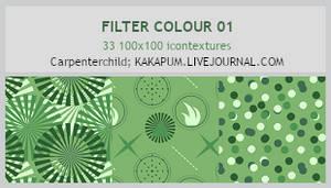 FilterColour 1 - Green to white (Kakapum@lj)
