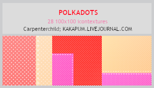 Polkadots - Kakapum@lj