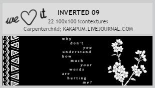WeHeartIt -Invert 9 (Kakapum@lj)