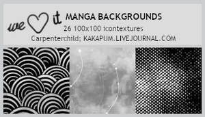Manga backgrounds - 100x100 icontextures (kakapum@