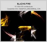 Blazing Fire -100x100icontextures (Kakapum@lj)