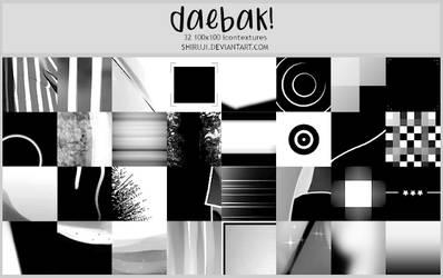 Daebak -100x100 icontextures