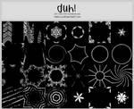 Duh -100x100 icontextures (shiruji@deviantart)