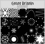 Great Britain -100x100icontextures