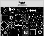 Punk -100x100icontextures (shiruji@deviantart)