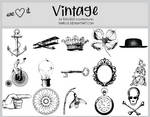 Vintage -500x500icontextures by shiruji