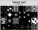 Tumblr girl -100x100icontextures