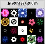 Japanese Garden -100x100icontextures