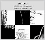 Sketches -100x100icontextures
