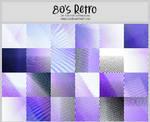 80's Retro -100x100icontextures