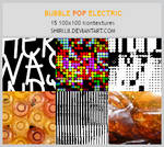 Bubble Pop Eletric -100x100icontextures