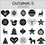 Christmas II -100x100icontextures