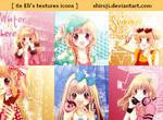 Sugar Soldier (Manga) (6 icons) by shiruji