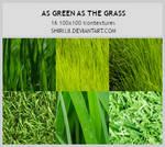 Green as Grass -100x100icontextures