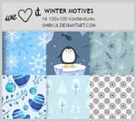 Winter Motives -100x100icontextures