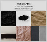 More Papers -100x100icontextures