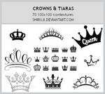 Crowns and Tiaras textures