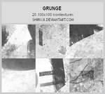Grunge #1 -100x100icontextures by shiruji